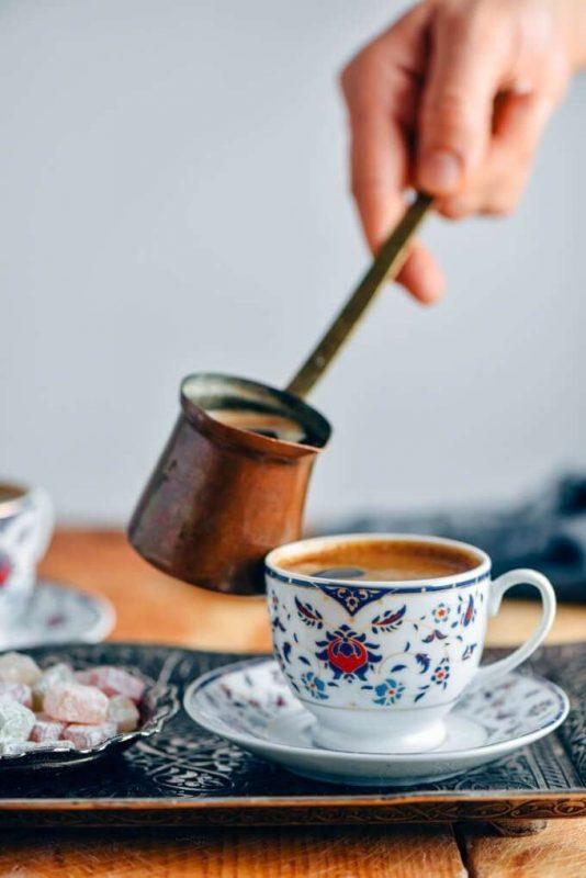 طريقة عمل التركية قهوة تعرف على افضل طريقه لصنع القهوه التركية
