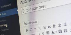 برامج ادارة المواقع على الانترنت
