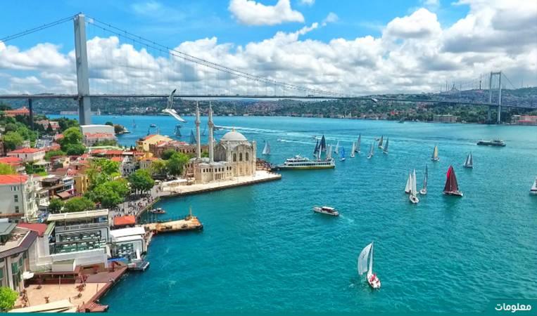 5 مقترحات برنامج سياحي في اسطنبول